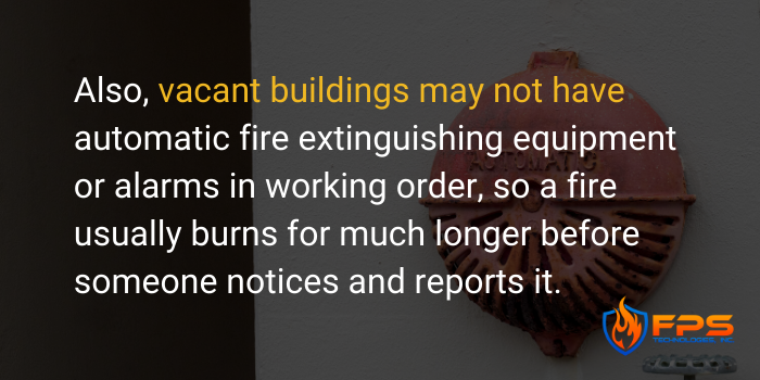 The Dangers of Vacant Buildings - 1