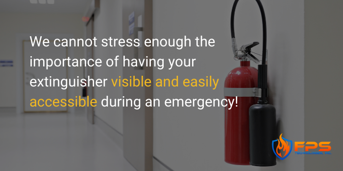 Making the Most of Your Fire Extinguisher - 1