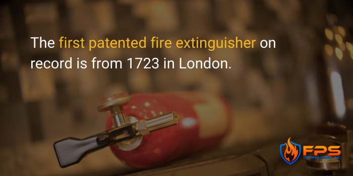 The Fire Extinguisher A Comprehensive Timeline - 1