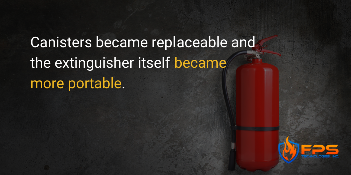 The Fire Extinguisher A Comprehensive Timeline - 2