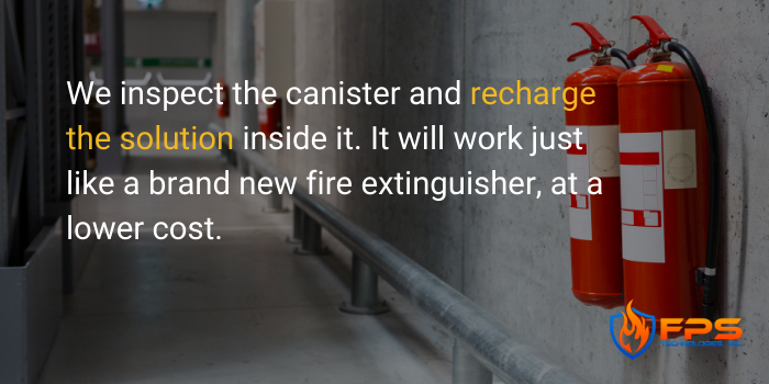 Tips for Operating your Fire Extinguisher - 2
