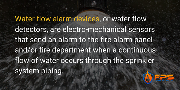 What are the Components of a Typical Sprinkler System - 1